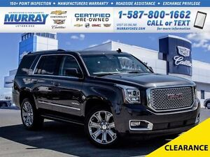 2016 GMC Yukon **Only 13,000kms!  Fully Loaded!**