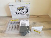 BNIB Nitecore Q4 Li-ion and IMR Battery Charger (18650 plus 35 other Battery Types)