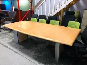 Krug 8Ft Boardroom Table - $399