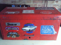 SNAP ON TOP TOOL BOX AND SNAP ON TOOL CHEST BOTH £255 ovno