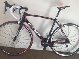 Carbon Di2 Ultegra Racing Bicycle Cycle Merida