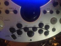 Electronic drum kit module