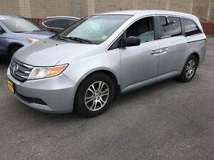 2012 Honda Odyssey EX, Automatic, Power Sliding Doors, TV/DVD