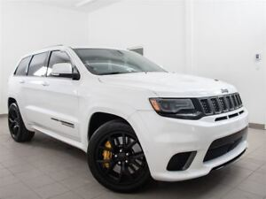 2018 Jeep Grand Cherokee TRACKHAWK SRT 4X4 *PERFORMANCE PACKAGE*