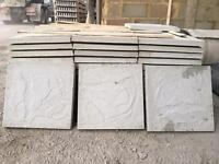 Cheap paving slabs, delivery available
