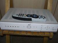 Amstrad sky satellite receiver