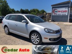 2012 Volkswagen Golf Wagon TDI - Highline - Managers Special