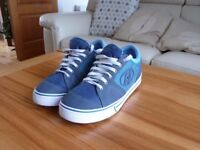 Heelys, UK size 6, Excellent Condition