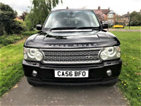 Auto -- Land Rover Range Rover 3.6 TD V8 Vogue SE 5dr - Diesel - Part Exchange Welcome - Drives Good