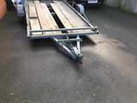 Single car trailer/transporter