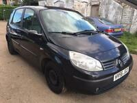 Renault Scenic 1.6 VVT Expression Hatchback 5dr PANORAMIC ROOF