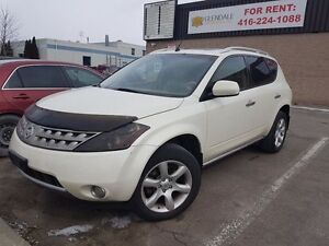 2007 Nissan Murano SE, Panoramic Roof, Leather