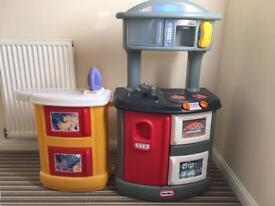 Little Tikes Kids Toy Kitchen