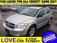 2011 Dodge Caliber SXT * CAR LOANS FOR ALL CREDIT SITUATIONS