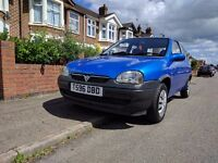 Vauxhall Corsa 1.0 Envoy - ideal new drivers car with low insurance