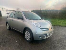 image for 2007 Nissan Micra 1.2 Mot Till July 2021 Only 46,000 Miles