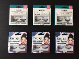 False lashes Eyelure London, Perfect 10 Individual lashes