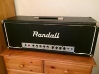 Randall RG-100es