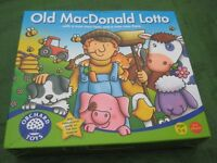 Old MacDonald Lotto by Orchard Toys - for Children Aged 2 to 6 Years Old