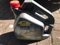 Castrol GTX oil