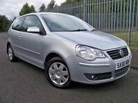 2006 Volkswagen Polo 1.2 E55 11 Months MOT + Warranty + Free Driveaway Insurance