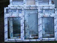 free UPVC windows- various sizes- as many as 35