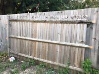 3 metre fence panel *FREE*