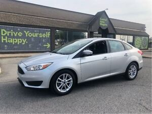 2015 Ford Focus SE / BLUETOOTH w SYNC / HEATED SEATS / USB PORT