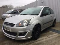 06 Ford Fiesta 1.25 (ST / Zetec S) Look-a-Like - MOT'd - Only 84,000 Miles - Lowered - Alloys - PX