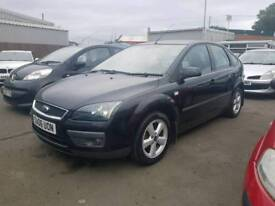 2006 06 ford focus zetec immaculate