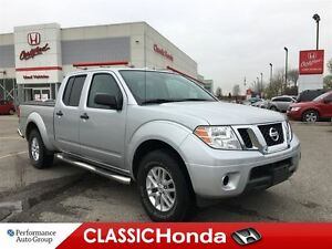 2014 Nissan Frontier SV | STEP BARS | CLEAN CARPROOF | ALLOYS |