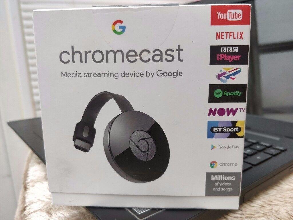 Brand New Google Chrome-Cast