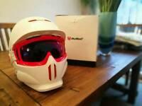 Ruroc Snowboard, Ski Helmet