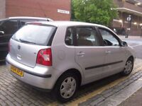 VW VOLKSWAGEN POLO 1.4 AUTOMATIC *** IDEAL FIRST CAR OR CHEAP RUN AROUND *** 5 DOOR HATCHBACK