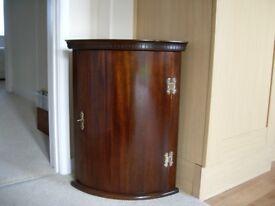 Lovely corner cupboard