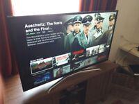 """Jvc 43"""" led hd smart tv"""