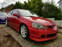 2002 Honda Integra Type R DC5 (C-Pack) Candy Apple Red