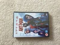 Ant man dvd, new, strill in wrap