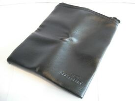 Wholesale Job Lot - 70 x Genuine BlackBerry Leather Effect Travel Bag (Universal uses)