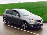 2010 VW Golf 2.0 TSI GTI 5dr GREY***SADLY CAT D**LOOKS AND DRIVE SUPERB**NO OFFERS not s3 s4