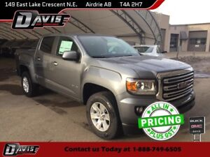 2018 GMC Canyon HEATED SEATS, TRAILERING PKG, REMOTE START