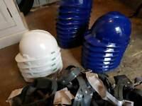 New Joblot. Hardhat. Hard hats safety