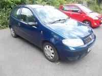 FIAT PUNTO 1.2 BLUE 3 DOOR 2005