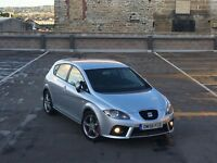 ✅ SEAT LEON FR TDI + TIMING BELT DONE + FSH + 210 BHP + BARGAIN ( GOLF GT / GTD / AUDI A3 )