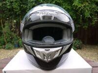 Nitro Akido helmet, Size Med. excellent condition (Non-smoker)