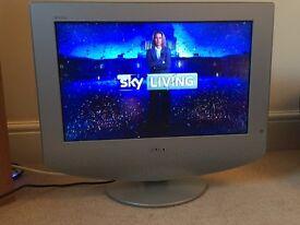 """SONY 17"""" LCD TV KLV-17HRV"""