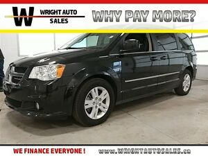 2015 Dodge Grand Caravan CREW| LEATHER| NAVIGATION| STOW & GO| S