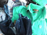 SIZE 8 BUNDLE OF CLOTHES over 20 items JEANS SKIRTS DRESSES TOPS clean and cared for