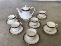 Royal Albert Holyrood Tea Set