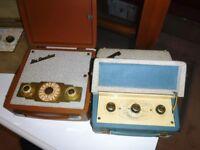 Vintage Collectable 1950's Vidor Radio